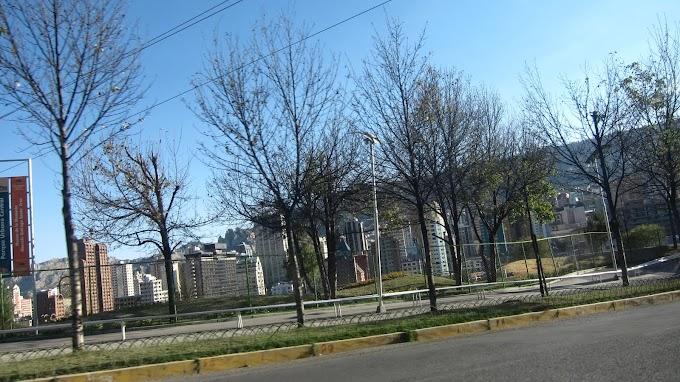 Fotos de la Avenida del Ejército, La Paz