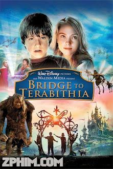 Đường Đến Xứ Sở Thần Tiên - Bridge to Terabithia (2007) Poster