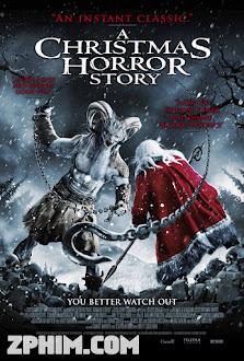Chuyện Đêm Giáng Sinh - A Christmas Horror Story (2015) Poster