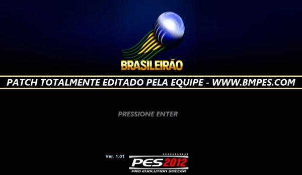 bmpes PES 2012: Patch BMPES 1.0 + Atualização 1.1