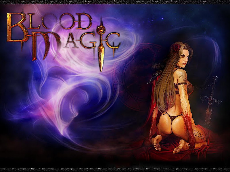 Blood Magic, Bloody