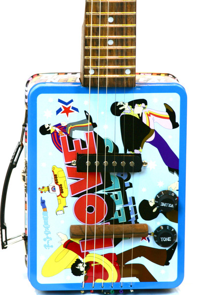 *油鐵桶再生電吉他:Bohemian Guitars 回收手作之美! 11
