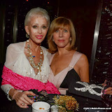 WWW.ENTSIMAGES.COM -  Sally Farmiloe-Neville and Charlotte Ellis PR   at    Lana Holloway - birthday party at Avista Bar, The Millennium Hotel Mayfair, London December 16th 2013                                                   Photo Mobis Photos/OIC 0203 174 1069