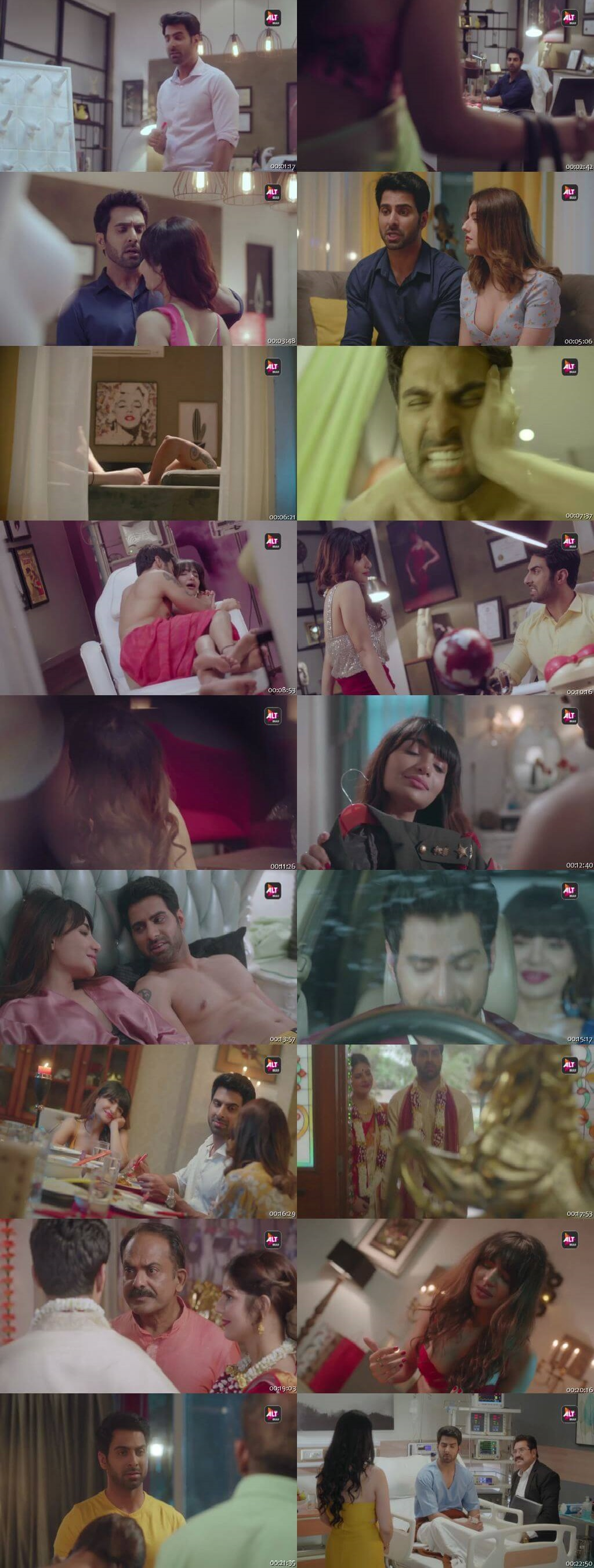 Screenshots Of Hindi Show X.X.X. Uncensored Season 02 2020 Complete - All Episodes 300MB 720P HEVC HD