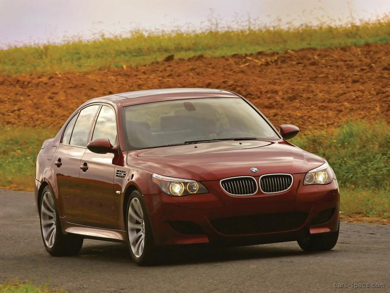 2009 bmw m5 sedan specifications pictures prices. Black Bedroom Furniture Sets. Home Design Ideas
