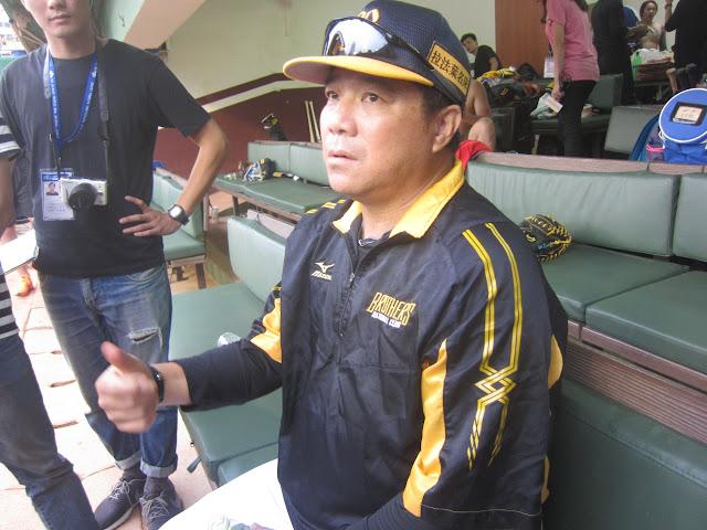 中信兄弟總教練吳復連。(TSNA資料照)