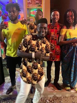 Binna CEO Obinna Pascal Amajuoyi Birthday Grooving Night-Photos and Videos