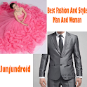 Best Fashion Suite and Dress icon