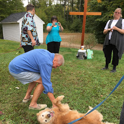 Blessing of the animals 2018.
