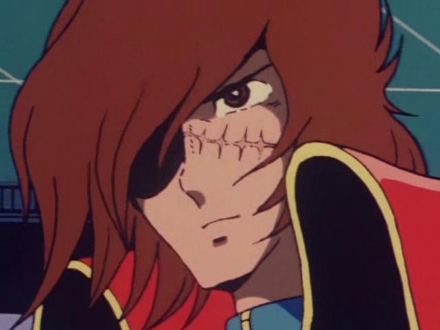 Space Pirate Captain Harlock 1978