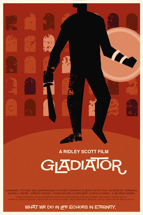 Ridley Scott Gladiator