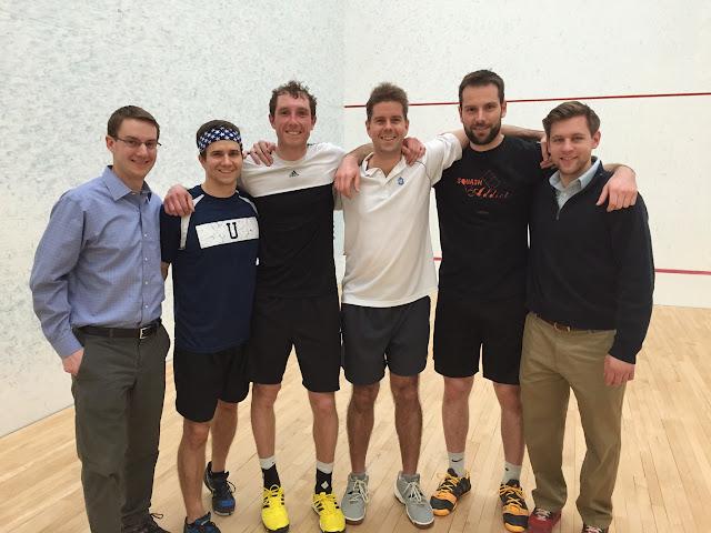 UBC Open 5.5 team, 2015 Finals