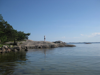 Stockholm's archipelago: Sandhamn