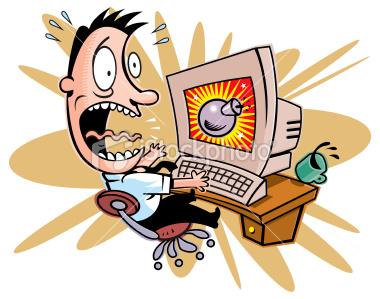Mengenal Penyebab Komputer Restart Sendiri