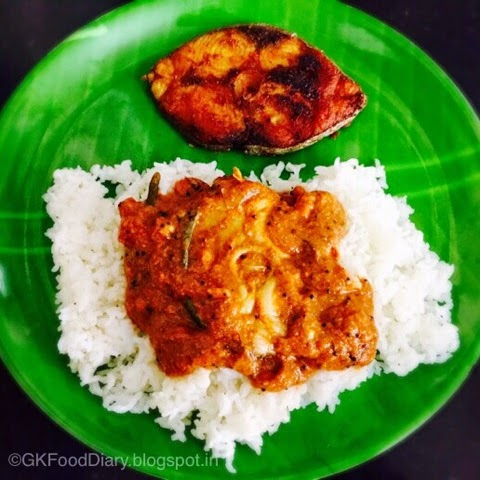 South Indian Fish Curry Recipe