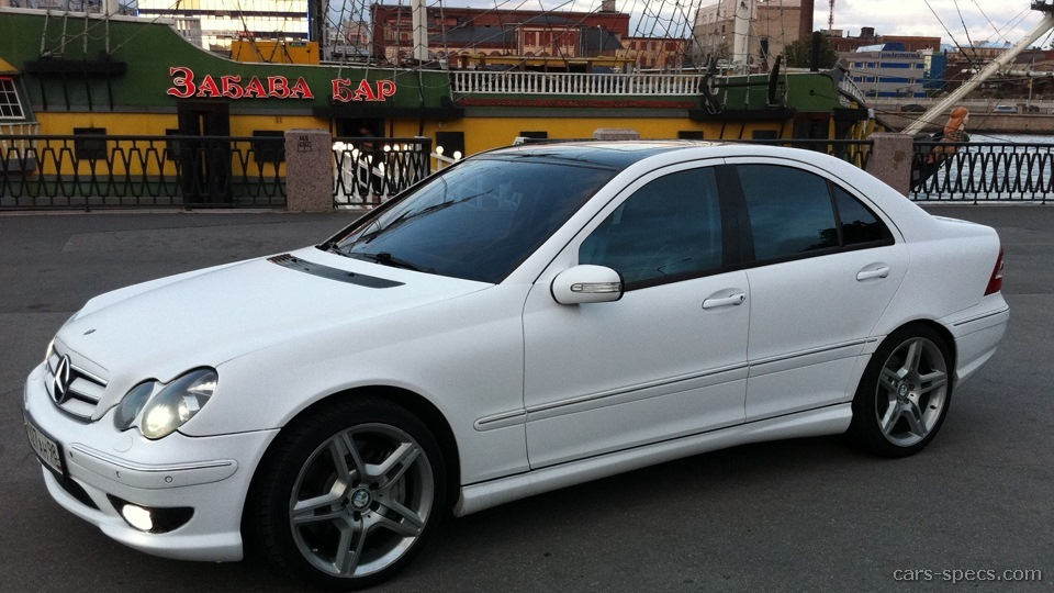 2004 Mercedes Benz C Class C32 Amg Specifications