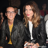 OIC - ENTSIMAGES.COM - Oliver Proudlock and Anna Conger Head of Style at Superdry Elite Model Look – UK Contest Final in london 30th July 2015 at the  Photo Mobis Photos/OIC 0203 174 1069
