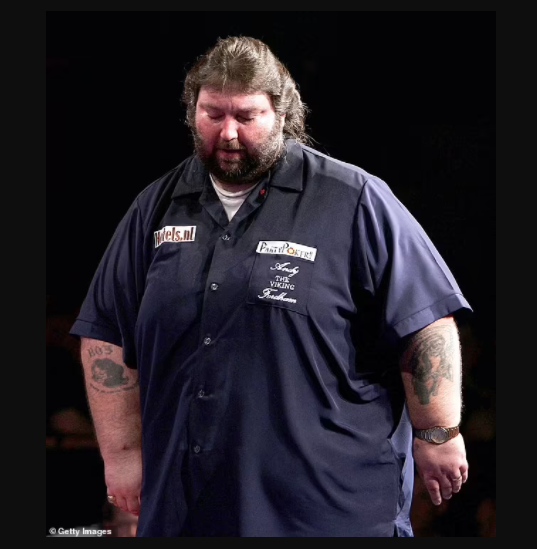 Darts legend Andy Fordham dies at 59, months after revealing he was 'terrified' of death