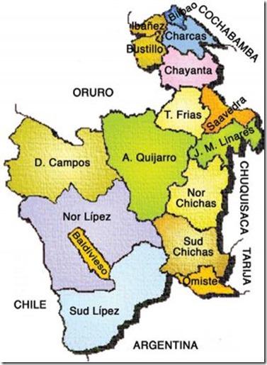 Qhochas: municipio potosino (Bolivia)