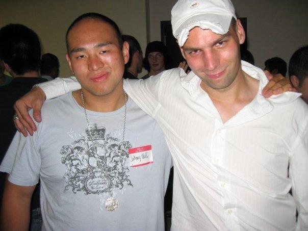 Johnny Wolf And Badboy Pua, Johnny Wolf