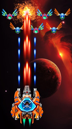 Galaxy Attack : Alien Shooter  captures d'écran 3
