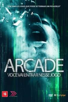 Baixar Filme Arcade: Você Vai Entrar Nesse Jogo (2018) Dublado Torrent Grátis
