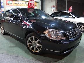 Teana,Nissan,大型房車,國產雙B,老闆座車