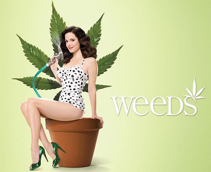 單身毒媽 Weeds