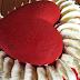 Tarta Corazón de mousse de Fresa