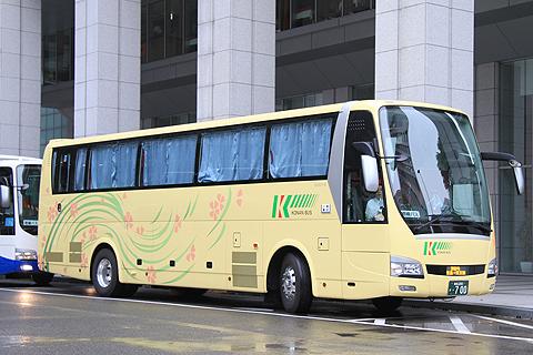 弘南バス「津輕号」 700