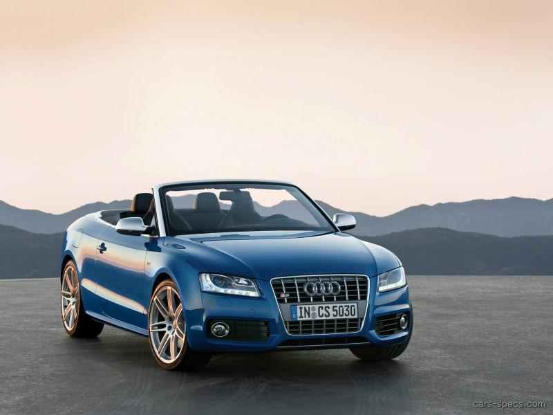 2011 audi s5 convertible specifications pictures prices. Black Bedroom Furniture Sets. Home Design Ideas
