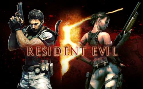 Free Download Game Resident Evil 5