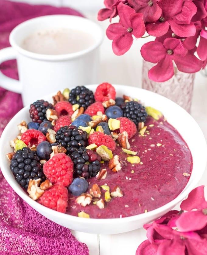 Acai Smoothie Bowl Recipe | Breakfast Care