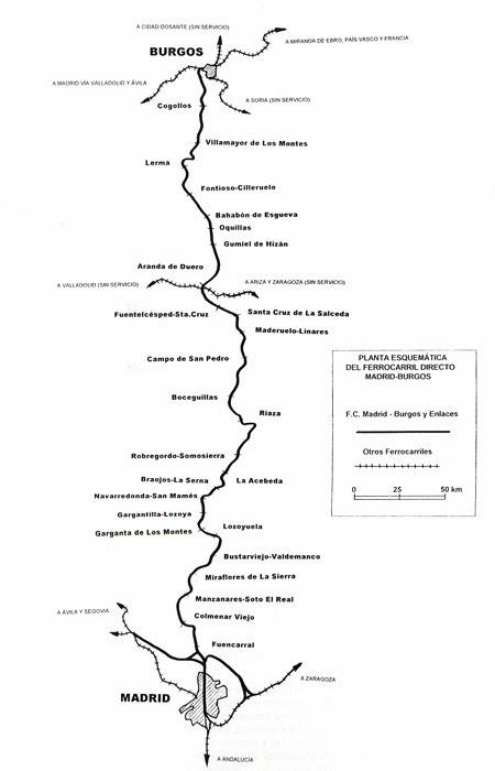 Translozoya el tren turístico de la Sierra Norte de Madrid