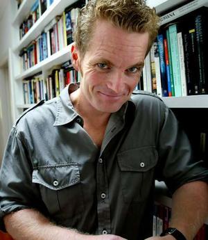 James Bradley Author 1, James Bradley