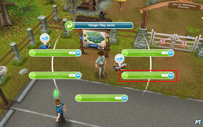 Sims FreePlay Vacationer's Guide to the Outdoors