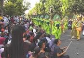 Berita terkait pawai karnaval 2014 kabupaten Ngawi