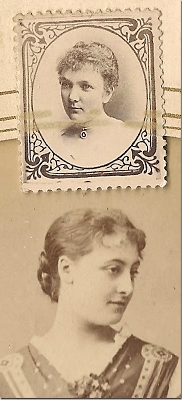stamp-and-woman-same-query