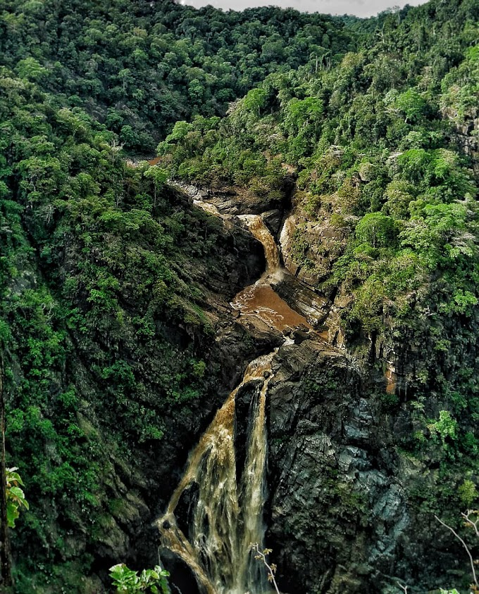 Magod Falls, Karnataka