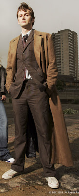 David Tennant as the Tenth Doctor  sc 1 st  Travis Illig & Making My Tenth Doctor Suit