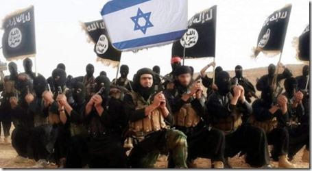 isis bentukan israel dan amerika