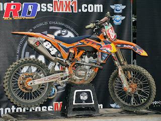 GP Chech Republic MX2 122
