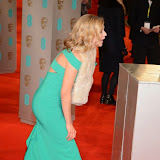 OIC - ENTSIMAGES.COM - Rachel Riley at the EE British Academy Film Awards (BAFTAS) in London 8th February 2015 Photo Mobis Photos/OIC 0203 174 1069
