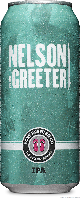 Port Brewing to Release Nelson the Greeter IPA