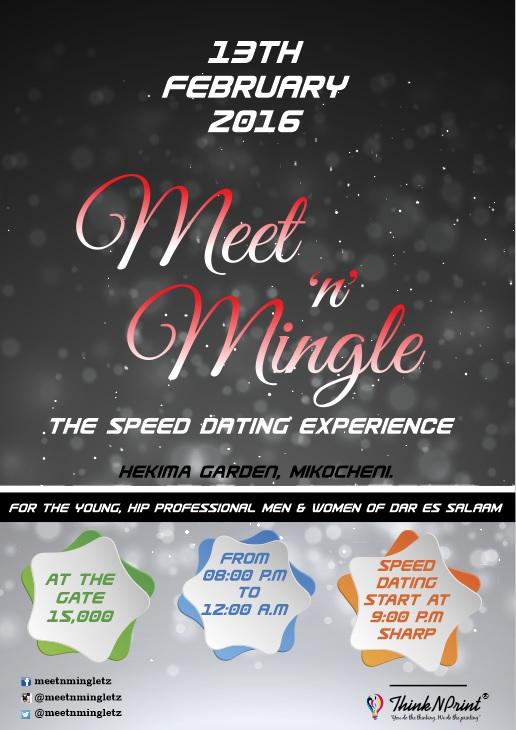 Speed dating dar es salaam