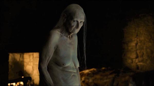Menos mal que Stannis murió antes de ver esto