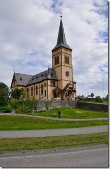 10 Kabelvag-Cathédrale des Lofoten