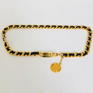 Chanel Chain Belt 2