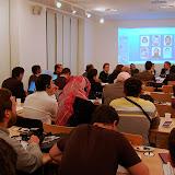 Conferencia en Madrid creación de la Red Europea de Medios Islámicos (15 de Noviembre de 2008)