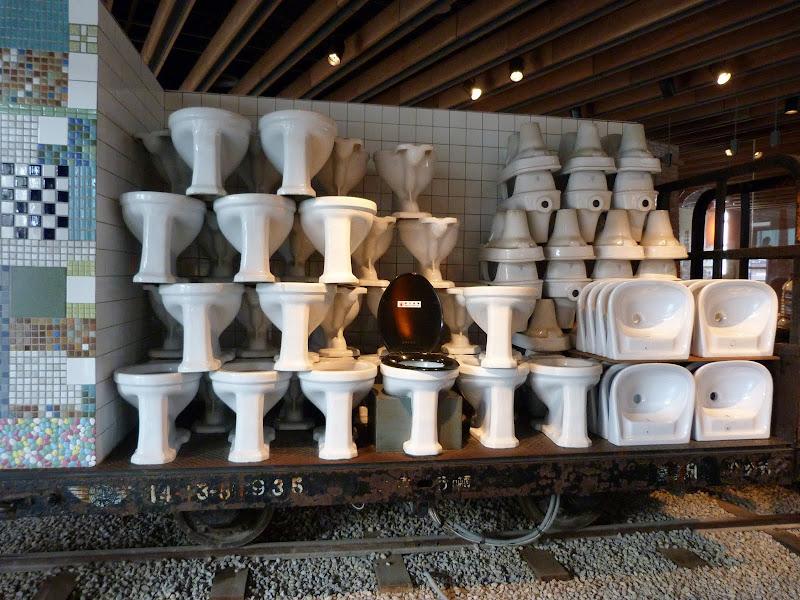 Restaurant aborigene pres de Xizhi, Musée de la céramique Yinge - P1140774.JPG